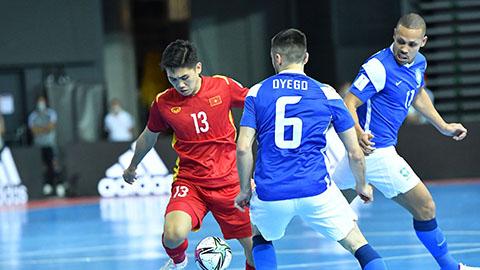 Cựu tuyển thủ futsal Trần Long Vũ chỉ ra yếu huyệt của Panama