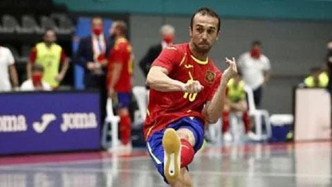 FIFA futsal World Cup 2021: Tây Ban Nha thắng đậm, Iran khởi đầu thuận lợi