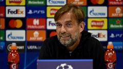 Klopp thừa nhận rơi vào bảng đấu khó nhất từ khi dẫn Liverpool