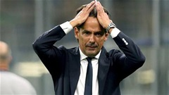 HLV Inzaghi tiếc nuối, nhưng tin Inter sẽ đi tiếp