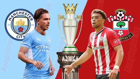 Nhận định bóng đá Man City vs Southampton, 21h00 ngày 18/9: Sức mạnh hàng công