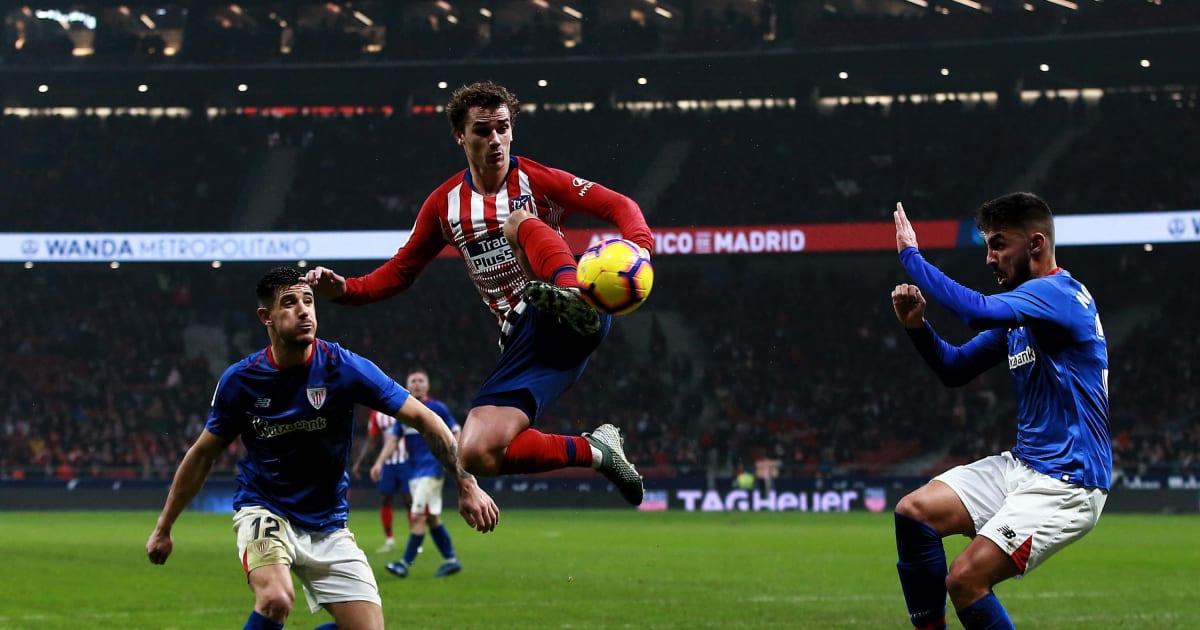 Griezmann sẽ khó tạo ra sự khác biệt trước Bilbao