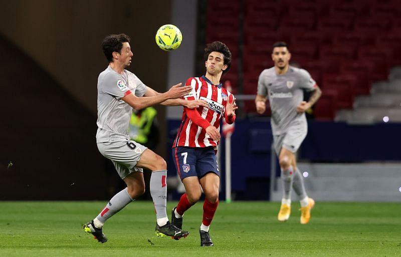 Joao Felix và các đồng đội có thể bị Bilbao níu chân