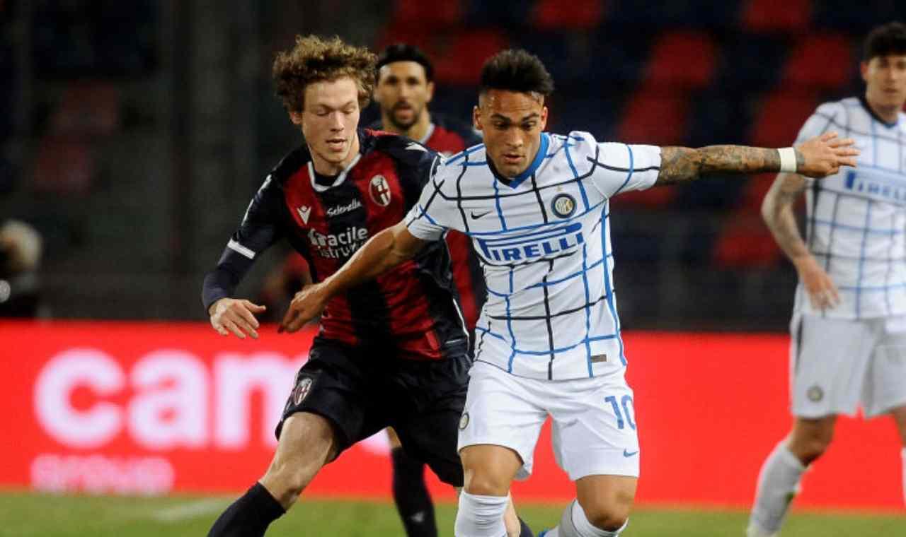 Inter (phải) sẽ không khó đả bại Bologna