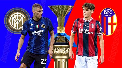 Nhận định bóng đá Inter vs Bologna, 23h00 ngày 18/9: Trút giận vào Bologna