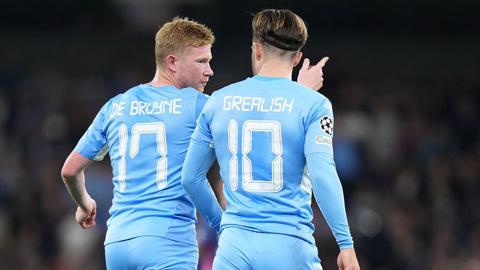 Với Grealish và De Bruyne, Guardiola cần gì Kane