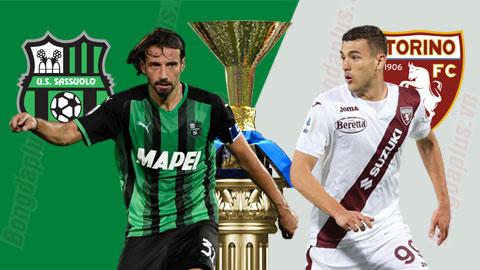 Nhận định bóng đá Sassuolo vs Torino, 1h45 ngày 18/9