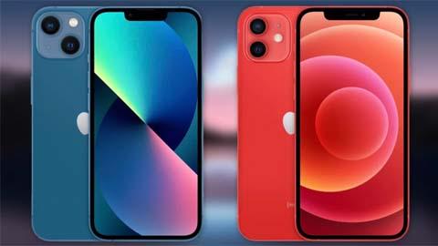 So sánh iPhone 13 và iPhone 12 có gì khác biệt là gì, có nên nâng cấp?