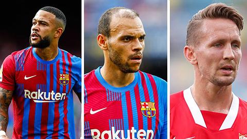Barcelona có đội hình tệ nhất trong 15 năm
