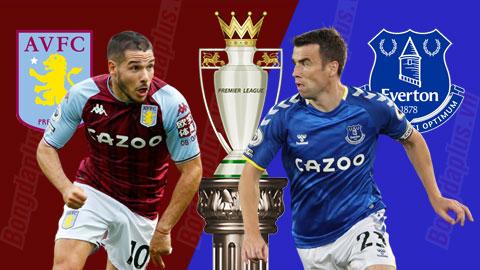 Nhận định bóng đá Aston Villa vs Everton, 23h30 ngày 18/09