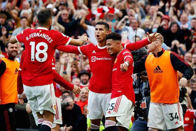 Man United sẽ rất đáng sợ khi Bruno Fernandes tìm thấy sự ăn ý với Cristiano Ronaldo
