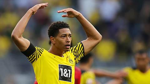 Tỏa sáng ở Dortmund, thần đồng Jude Bellingham 'đắt hàng'