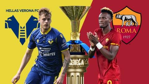 Nhận định bóng đá Verona vs Roma, 23h00 ngày 19/9: Cuộc chinh phục của Special One