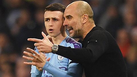 Man City: Foden sẽ là phát kiến tuyệt vời tiếp theo của Pep Guardiola?