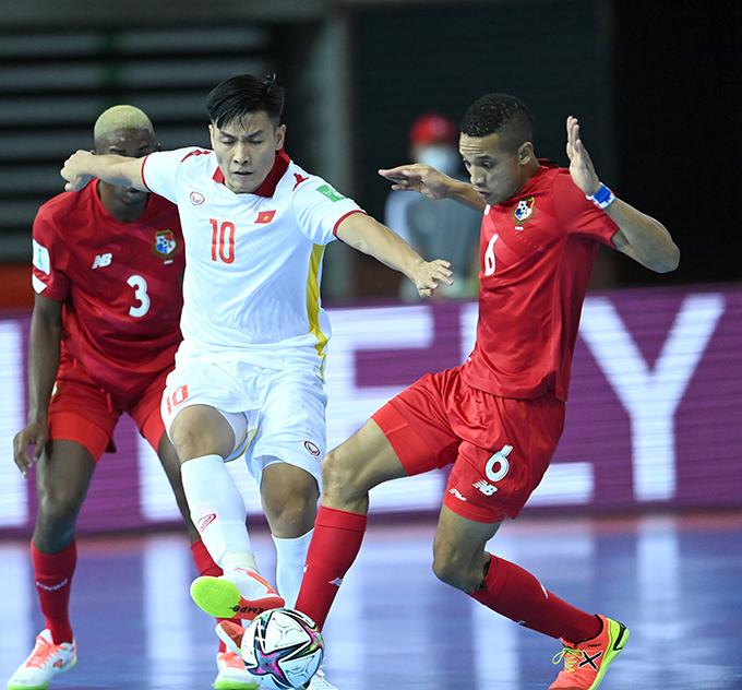 Để rộng cửa đi tiếp, ĐT futsal Việt Nam cần phải có 4 điểm