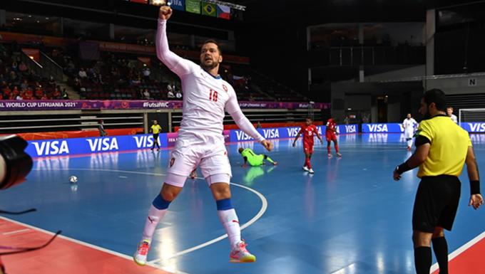 Seilder - một trong những cầu thủ xuất sắc của Czech
