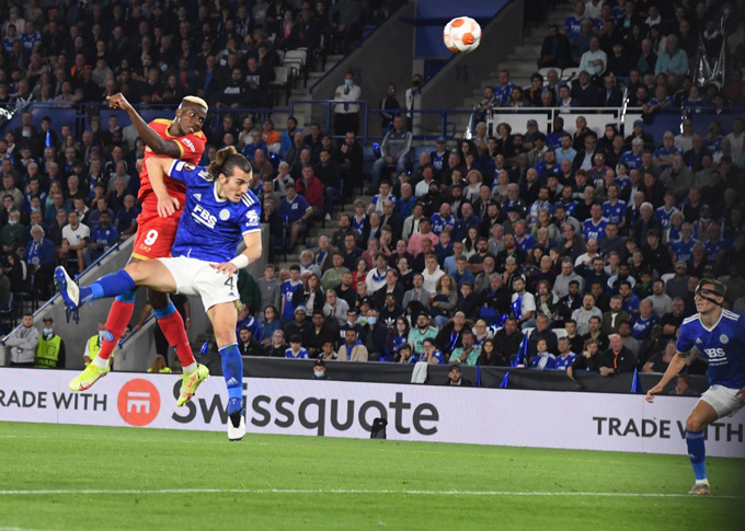 Lượt đầu vòng bảng Europa League & Conference League: Nước Anh nhạt nhòa