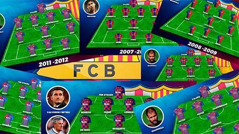 Barca đang có đội hình chính tệ nhất 15 năm qua?