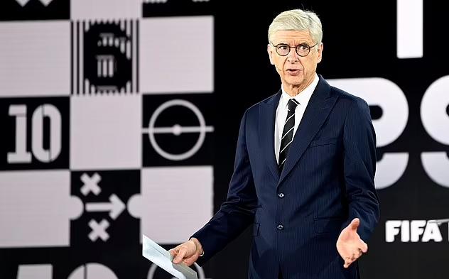 Wenger đang vạch kế hoạch chi tiết cho việc tổ chức World Cup 2 năm/lần