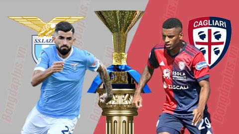Nhận định bóng đá Lazio vs Cagliari, 23h00 ngày 19/9