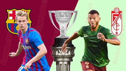 Nhận định bóng đá Barcelona vs Granada, 02h00 ngày 21/9: 'Con mồi' ưa thích