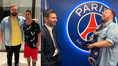 Chân dung người đàn ông Messi khao khát được diện kiến