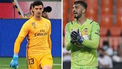 Mamardashvili & Courtois: Cuộc đối đầu giữa hai cây sào của La Liga