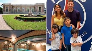 Khám phá 'cung điện' trị giá 41 triệu bảng Messi muốn thuê ở tại Paris