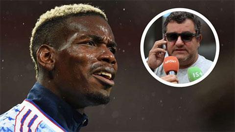 Pogba lại đánh tiếng muốn trở lại Juventus