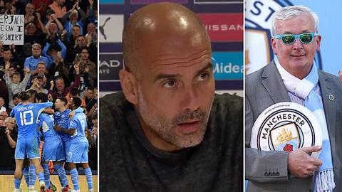 Biến căng: Pep Guardiola không xin lỗi CĐV Man City, đe dọa rời CLB