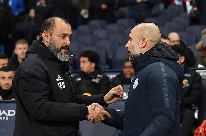 Santo từng đánh bại Pep ngay trận mở màn Premier League 2021/22