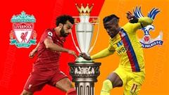 Trực tiếp Liverpool vs Crystal Palace, 21h00 ngày 18/9