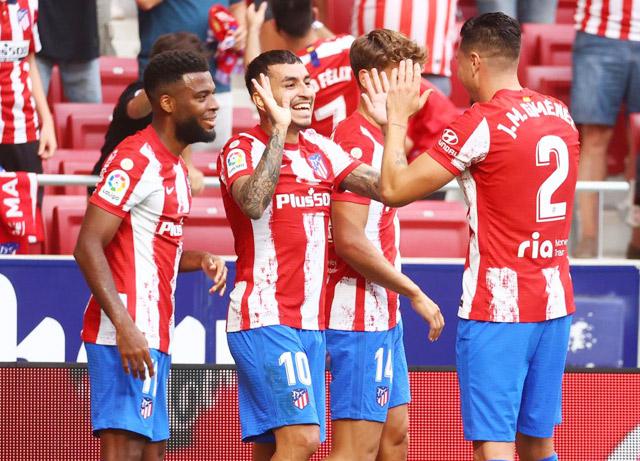 Atletico sẽ bùng nổ trở lại khi làm khách của Getafe?