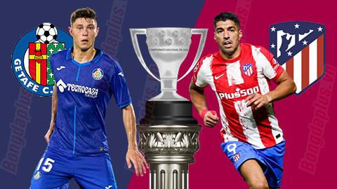Nhận định bóng đá Getafe vs Atletico, 00h30 ngày 22/9: Không thắng Getafe thì thắng đội nào?