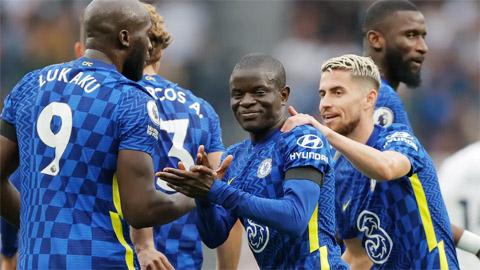 Kante làm thay đổi toàn bộ trận đấu Tottenham vs Chelsea