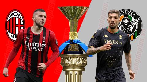 Nhận định bóng đá Milan vs Venezia, 01h45 ngày 23/9: Hạ gục nhanh, tiêu diệt gọn