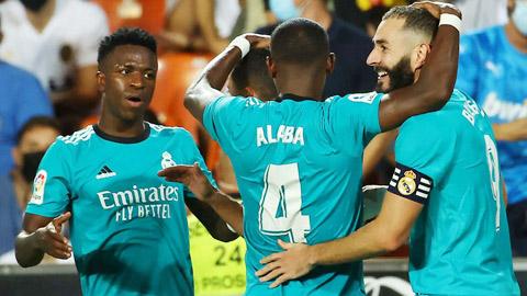 Real Madrid trở thành nỗi ám ảnh ở