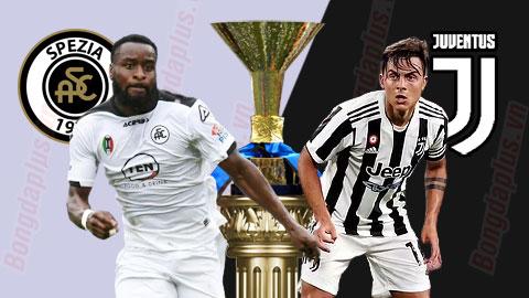 Nhận định bóng đá Spezia vs Juventus, 23h30 ngày 22/9: Phải thắng