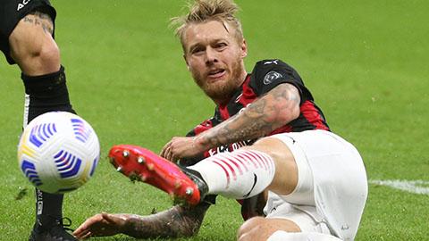 Milan khủng hoảng chấn thương