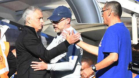 Verona vs Roma: Mourinho đã thua, nhưng là trận thua... tích cực
