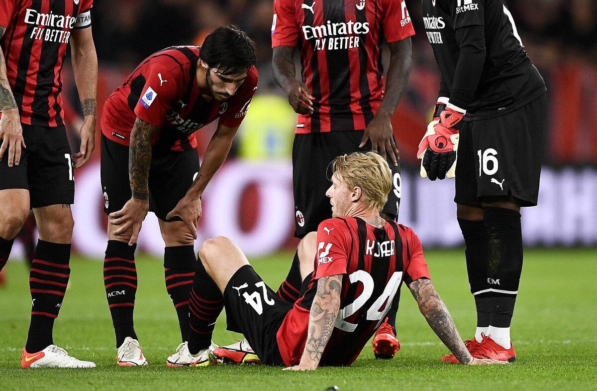 Milan vắng tới 7 cầu thủ ở đội 1 vì chấn thương