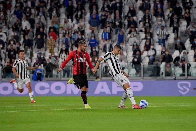 Siêu phẩm của Morata không giúp Juventus có được chiến thắng