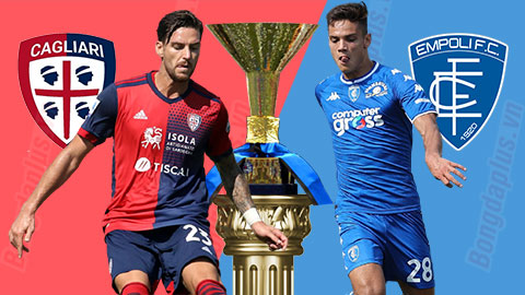 Nhận định bóng đá Cagliari vs Empoli, 01h45 ngày 23/9