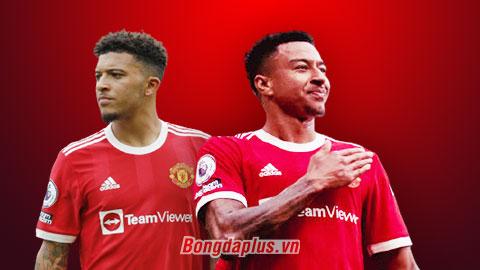 Man United: Lingard đang xứng đá chính hơn Sancho
