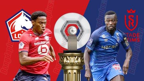 Nhận định bóng đá Lille vs Reims, 00h00 ngày 23/9