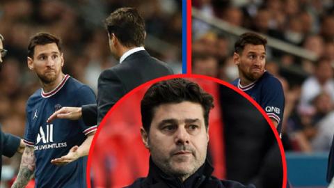 Messi từ chối bắt tay Pochettino & hiểm họa bất ổn từ những