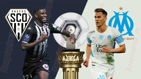 Nhận định bóng đá Angers vs Marseille, 02h00 ngày 23/09