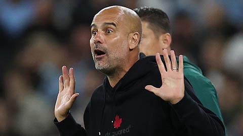 Đội hình Man City tan nát trước 2 trận gặp Chelsea và PSG