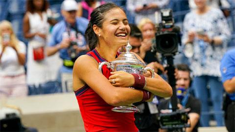 """Nhà vô địch US Open 2021 """"thờ ơ"""" với số tiền thưởng triệu USD"""