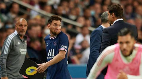 Sau cùng, chỉ mỗi Messi là kém thôi!